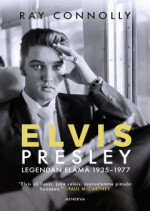 Kirja: Elvis Presley (Ray Connolly)